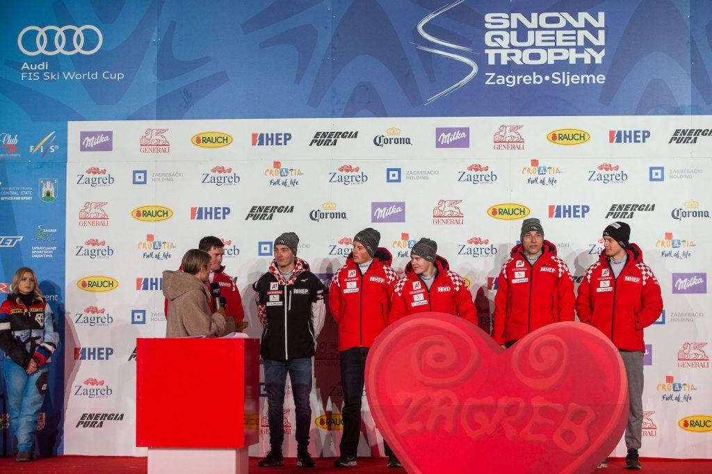 Hrvatska skijaška reprezentacija