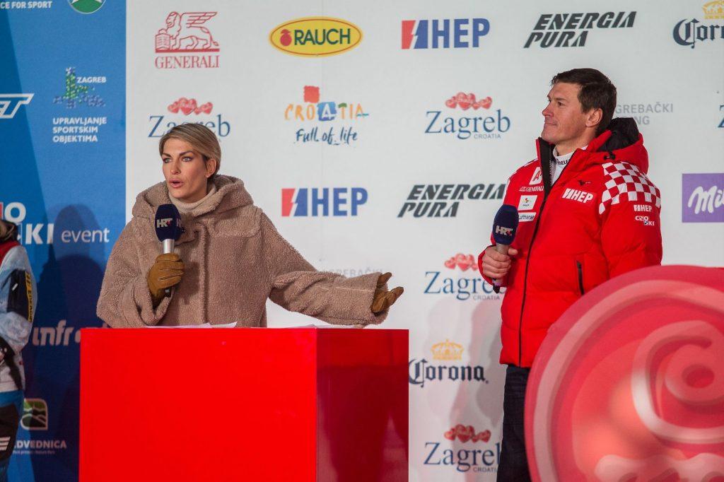 Ivica Kostelić i Nika Fleiss